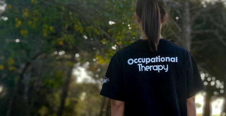 picture of an occupational therapist