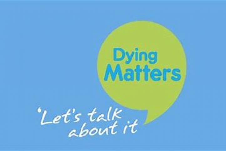 dying matters week logo