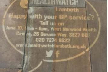 Happy with Lambeth GP services