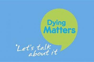 dying matters week logo