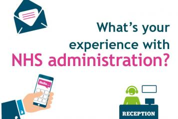 NHS administration lambeth