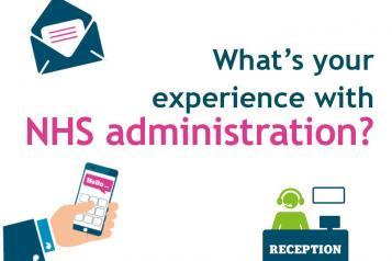 NHS administration lambeth