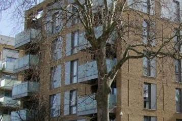 a photo of helmi house lambeth extra care housing