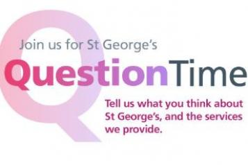 question time st georges