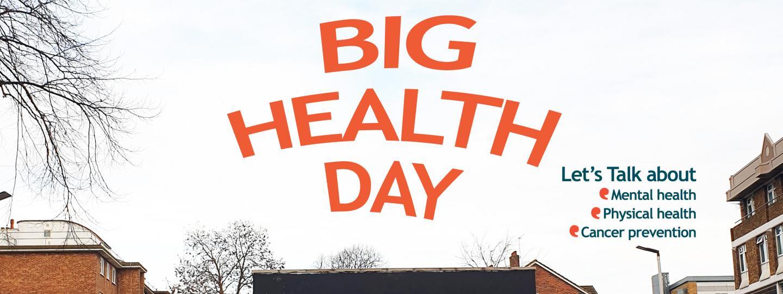 big health day lambeth poster