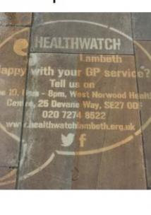 Happy with Lambeth GP services