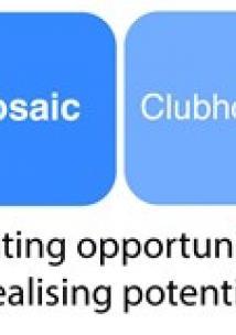 Mosaic Clubhouse logo